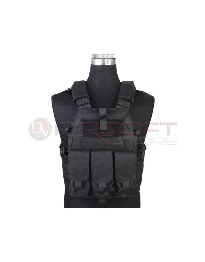 EMERSON Emerson Tactical Vest with M4 pouches - BK