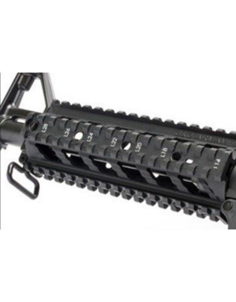 G&G CM16 raider L - BK