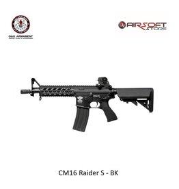 G&G CM16 Raider S - BK