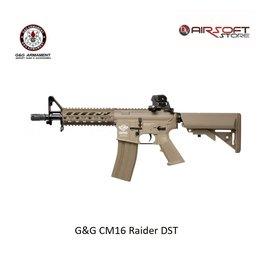 G&G CM16 Raider S - TAN