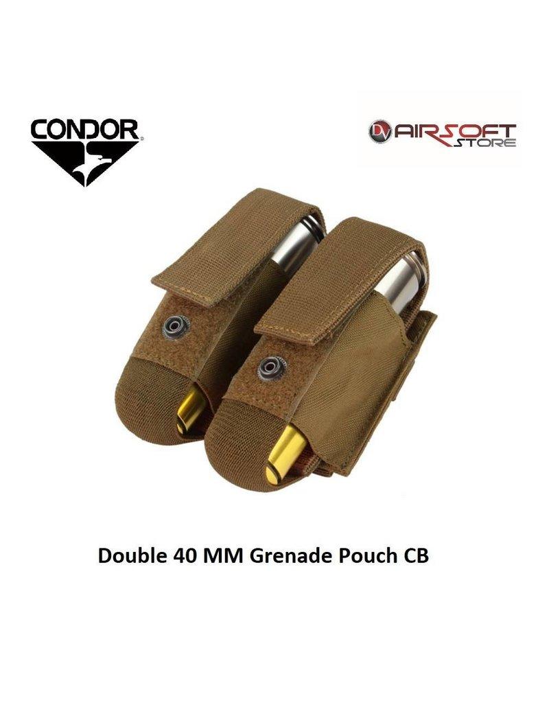 CONDOR Condor Doppelte 40mm Granatentasche