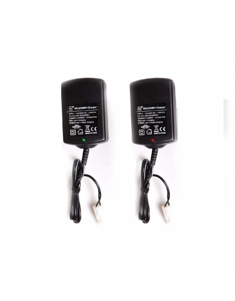 ASG Battery Charger 4-8 cells NiCd/NiMH