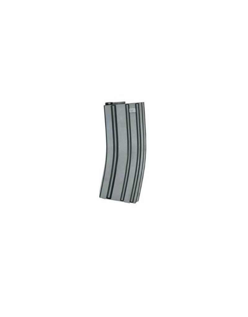 ASG Magazine ABS M-cap 140rds - Grey