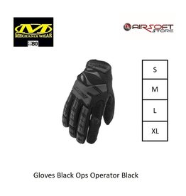 MECHANIX - BO Gloves Black Ops Operator