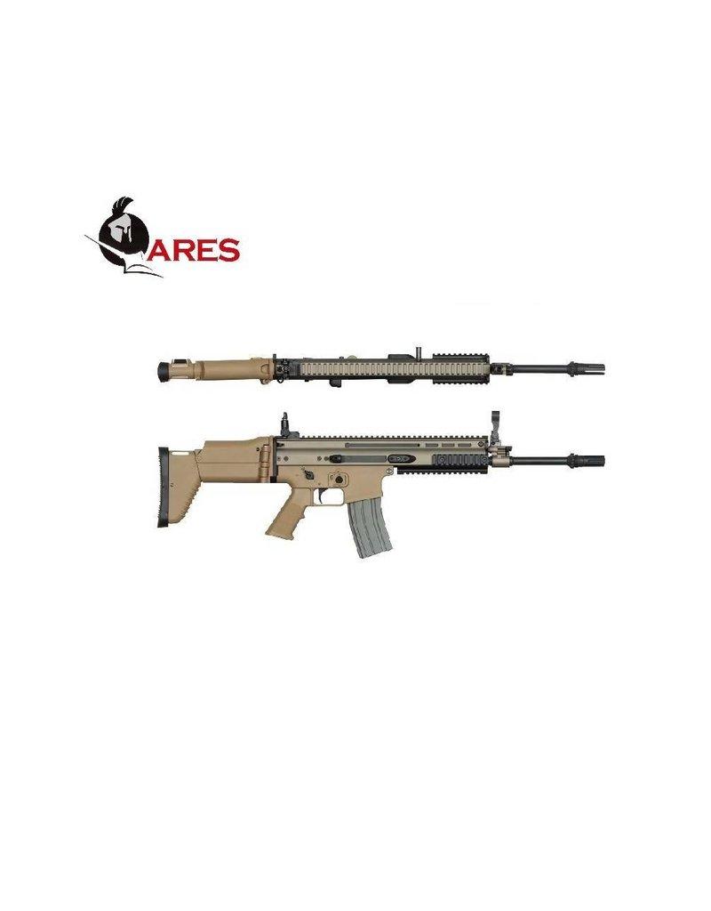 Ares SCAR-L EFCS - Dark Earth