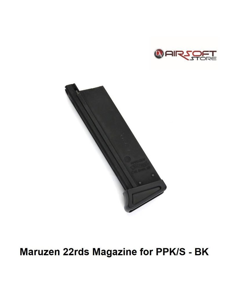 Walther Maruzen 22rds Magazine for PPK/S