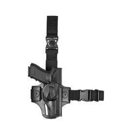 Vega Holster Quick Draw Holster Beretta 92 Pamas G1  - BK