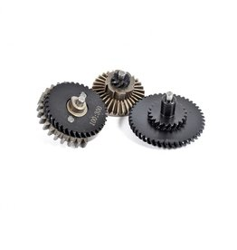 - Gear Set 100-300 Steel CNC - Helical High Torque