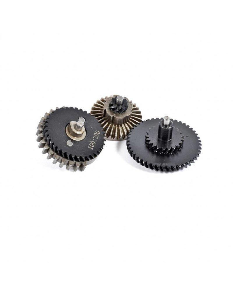 - Gear Set 100-300 Steel CNC - Helical High Torque