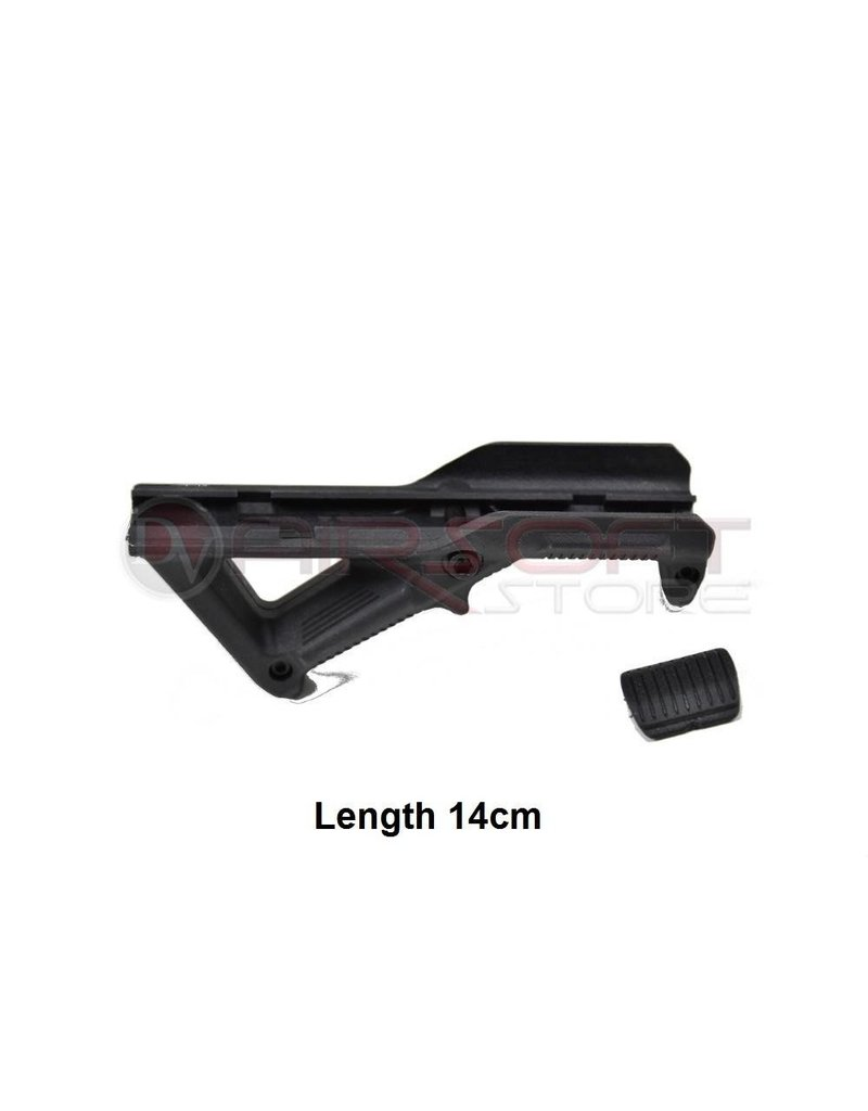 Big Foot Angled Fore Grip (large) - BK