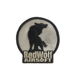 Redwolf Redwolf Logo Velcro Patch - ACU