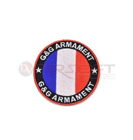 G&G G&G Armament French flag patch
