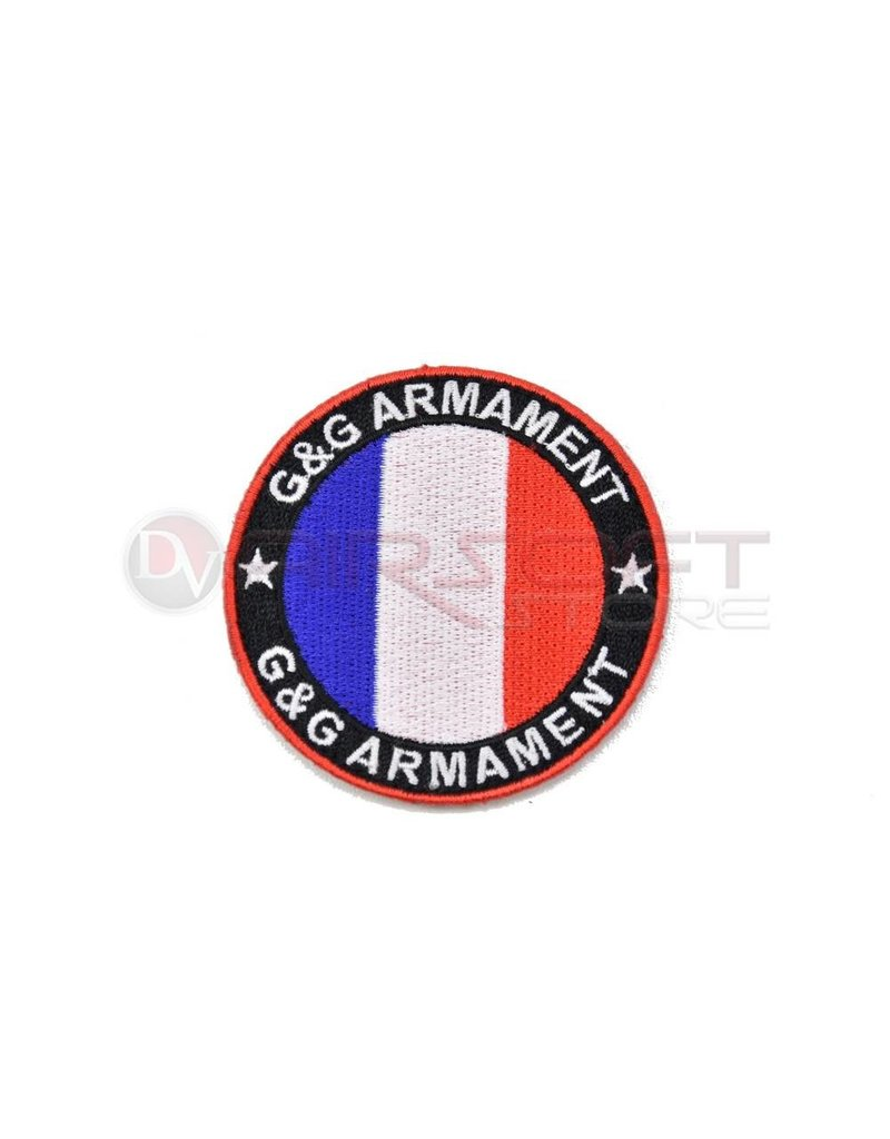 G&G G&G Armament French flag Velcro Patch