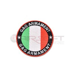 G&G G&G Armament Italien flag Velcro Patch