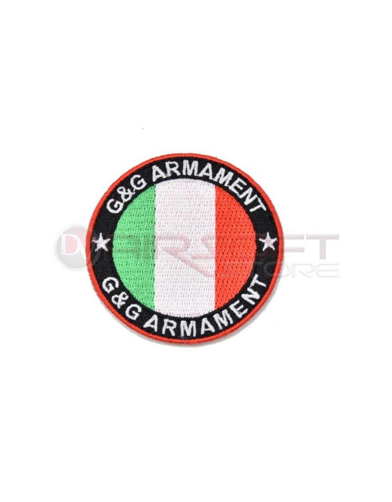 G&G G&G Armament Italian flag Velcro Patch
