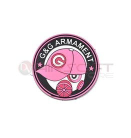 G&G G&G Armament PVC patch - Pink