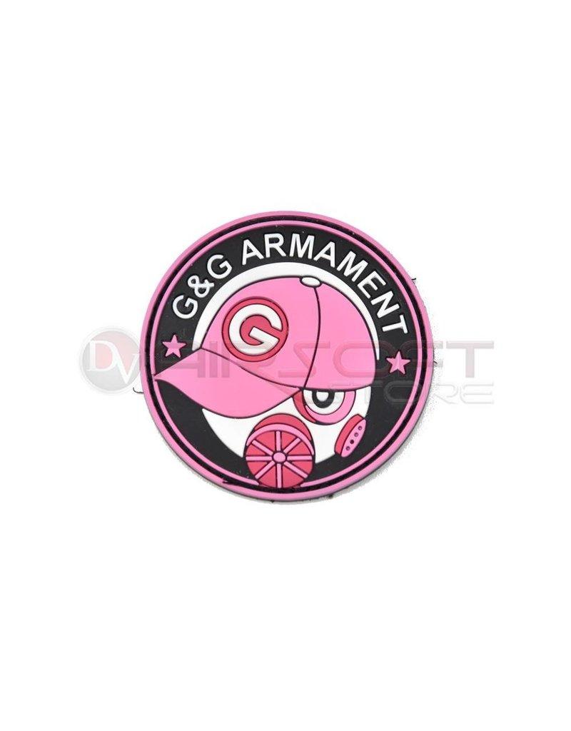 G&G G&G Armament PVC patch - Pink