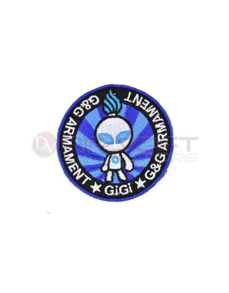G&G G&G Armament Gigi patch