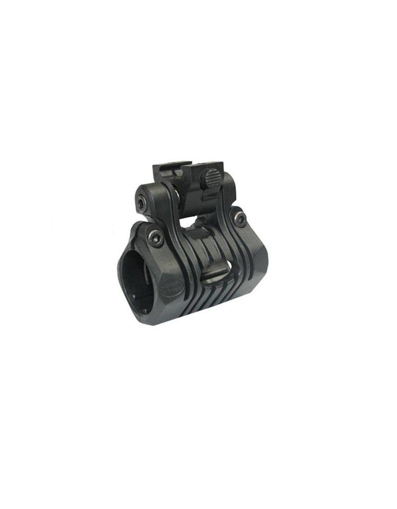 Classic Army Flashlight QD mount
