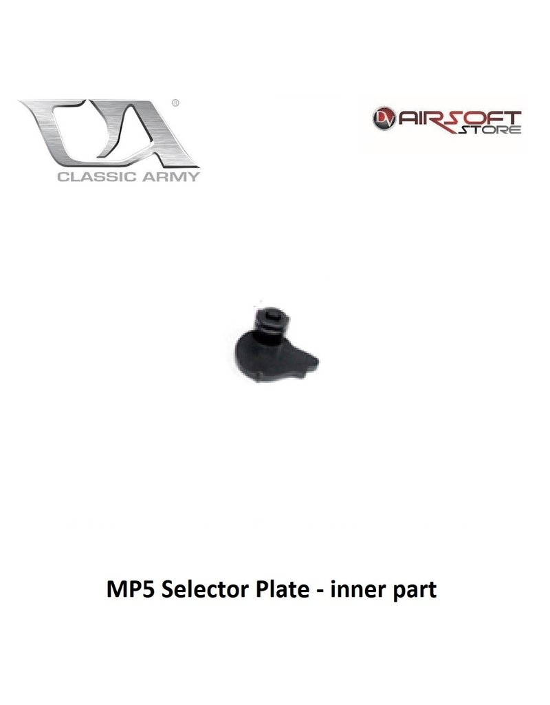 Classic Army MP5 Selector Plate - inner part