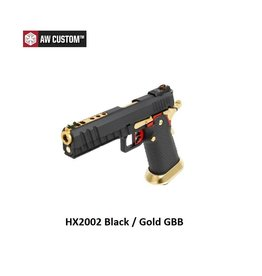 Armorer Works HX2002 Black / Gold GBB