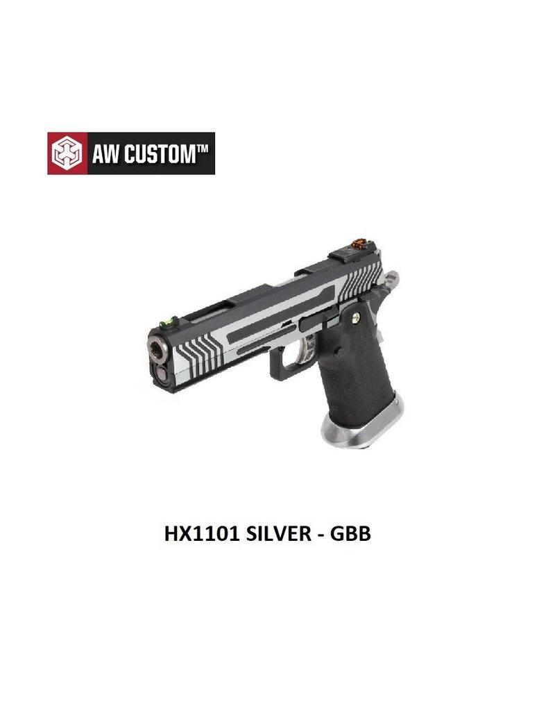 Armorer Works HX1101 SILVER - GBB