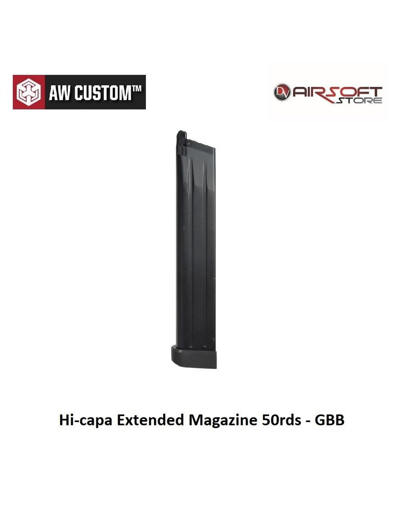 Armorer Works Hi-capa Extended Magazine 50rds - GBB