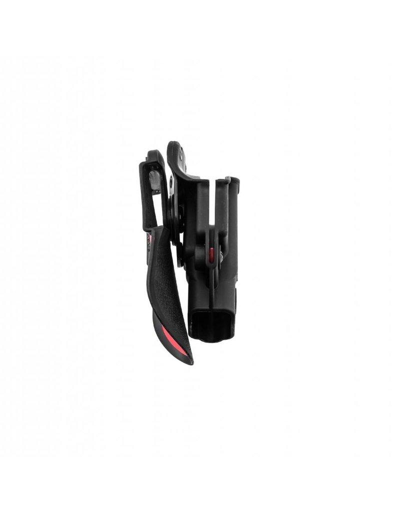BO Leg holster G19 - Right - Roto Type