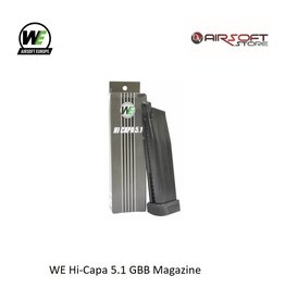 WE Magazine Hi-Capa 5.1 31rds Gas