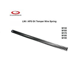 Guarder L96 / APS Oil Temper Wire Spring