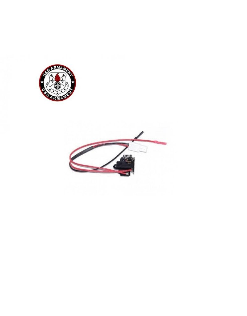 G&G G&G GR16 Trigger Switch and Wire Set - Rear Wire