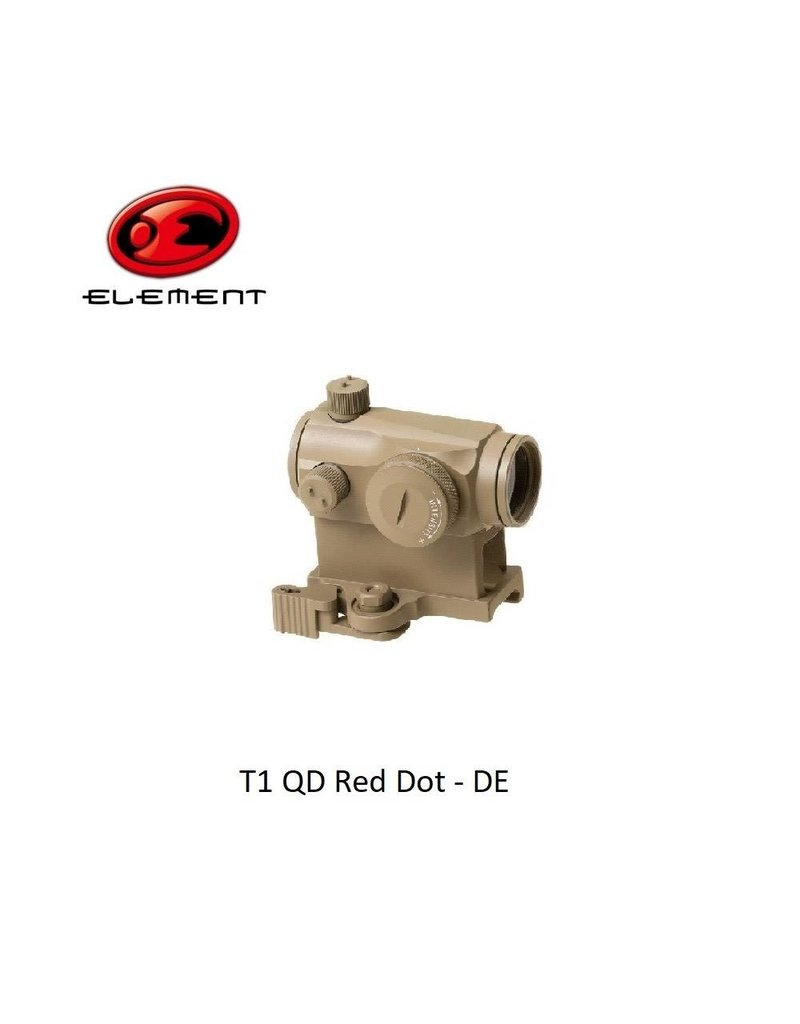 Element T1 QD Red Dot - DE
