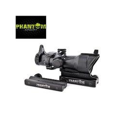Phantom Riflescope 1x32  Red dot ACG - BK