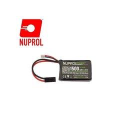 NUPROL Battery Nuprol Lipo 7.4V 1500 mah 20C - Micro