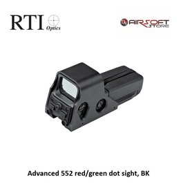 ASG Advanced 552 red / green dot sight, BK