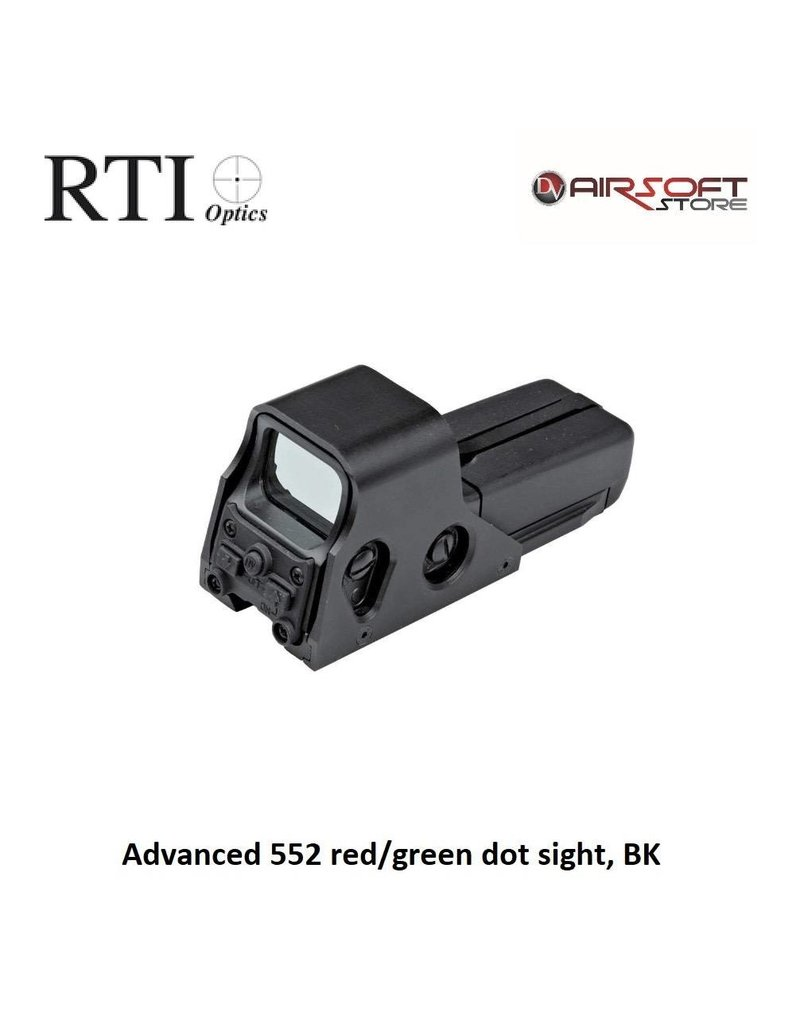 ASG Advanced 552 red / green dot sight, BK