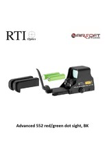ASG Advanced 552 red/green dot sight (Black)