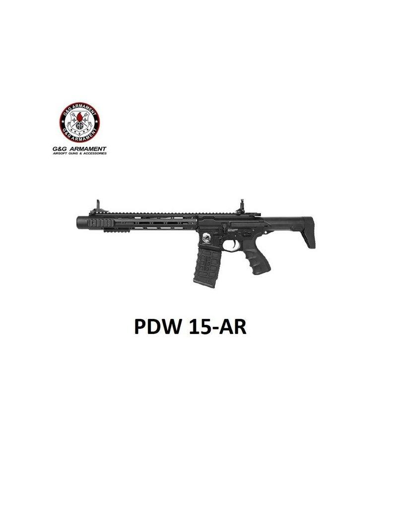G&G PDW 15-AR