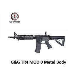 G&G TR4 Mod 0 - BK
