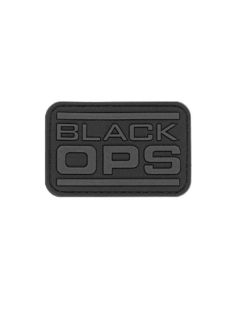 JTG Black Ops Rubber Patch