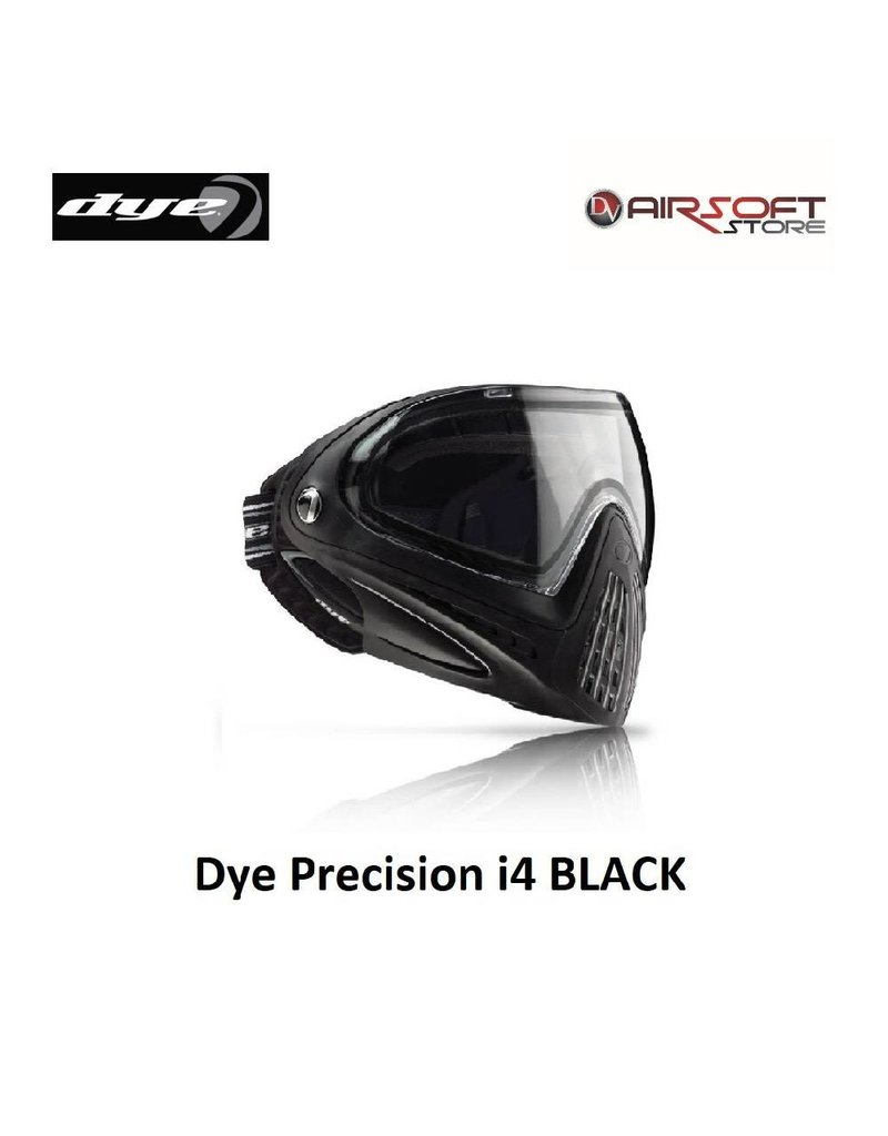 DYE PRECISION Goggle i4 BLACK