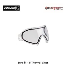 DYE PRECISION Lens i4 - i5 Thermal Clear