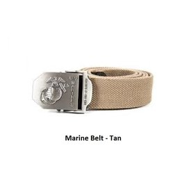 Black River Marine Belt - Tan