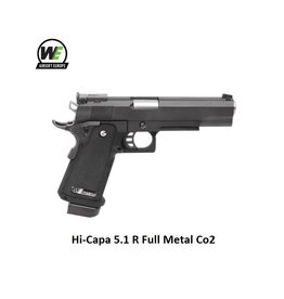 WE Hi-Capa 5.1 R Full Metal Co2