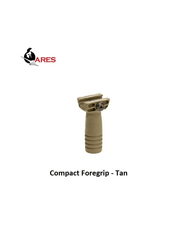 Ares Compact Foregrip - Tan