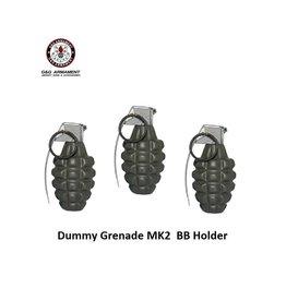 G&G Dummy Grenade MK2  BB Holder