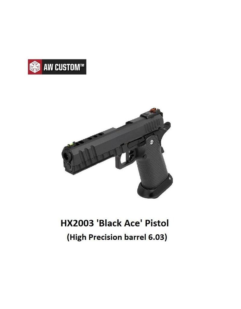 Armorer Works HX2003 'Black Ace' Pistol