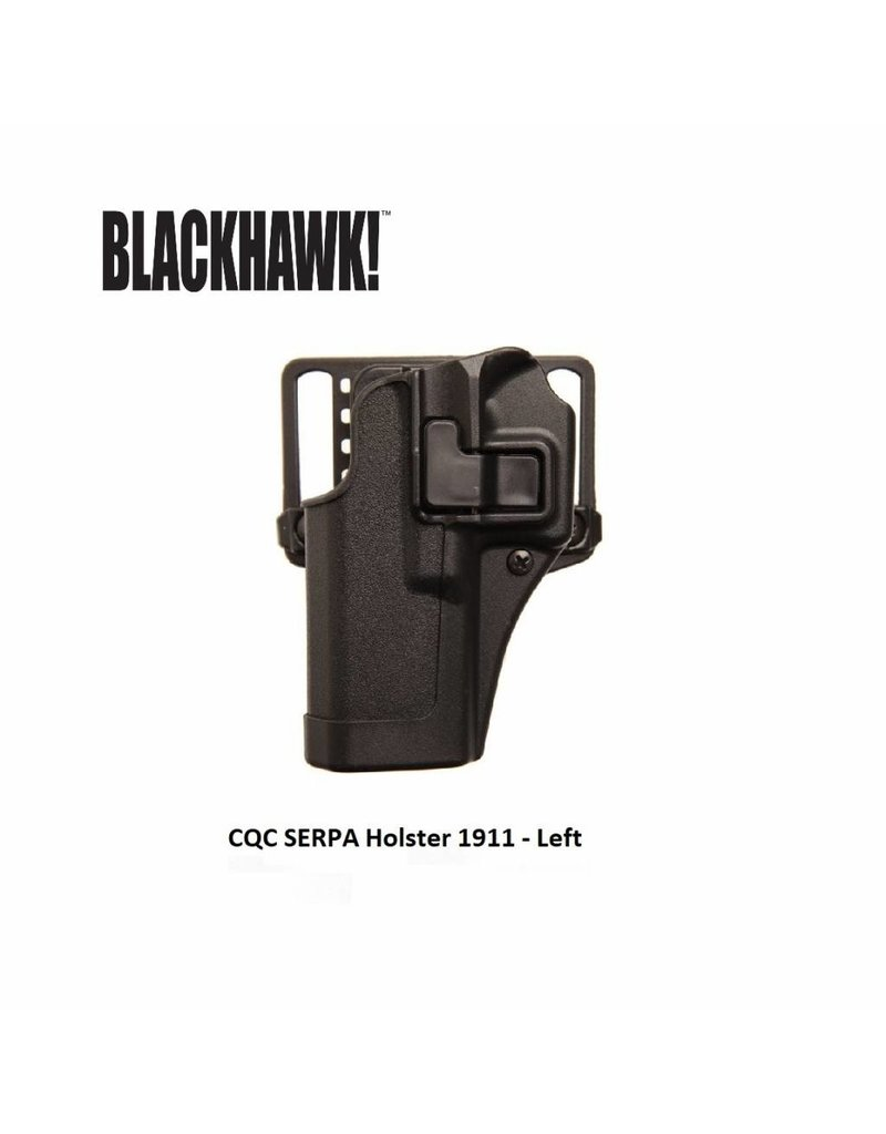 Blackhawk CQC SERPA Holster 1911 - Left