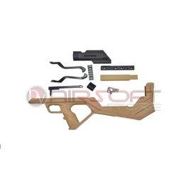 SRU Scar-H Bullpup Kit - Tan
