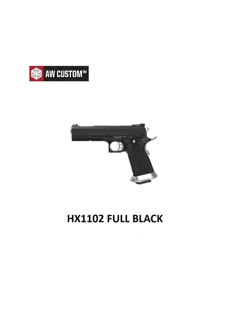 Armorer Works HX1102 FULL BLACK